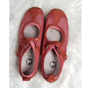 Merrell Circuit MJ Breeze Mary Jane Outdoor Shoes